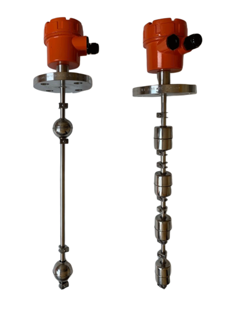 Vertical Magnetic Float Level Switch Model: VSS
