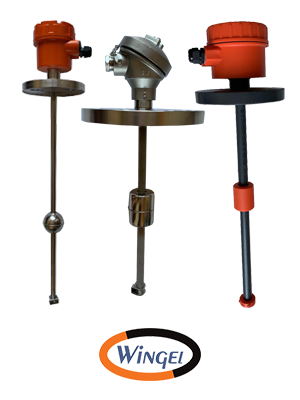 Vertical Level Transmitter Model : LTS