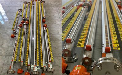 Wingel Magnetic Level Gauge to Thailand