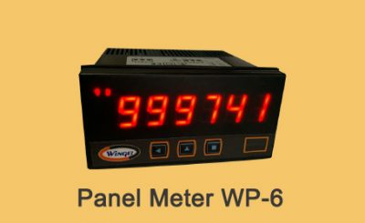 panel meter WP-6
